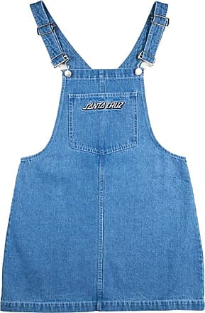 Santa Cruz Light Denim Gardener Dress, Blue, 6