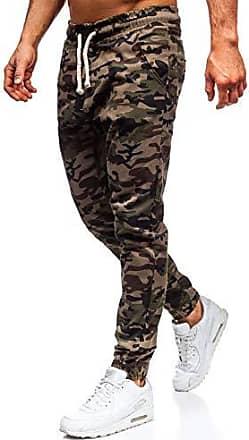 Cargohose Shorts Bermudas Kurzhose Sporthose Cargo Army Herren BOLF 7G7 Camo
