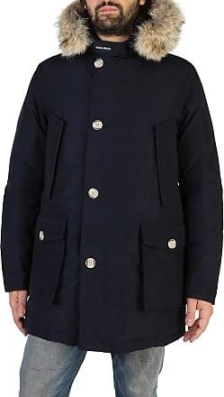 Woolrich Woolrich - Long Down Jacket Arctic Parka - L, Blue