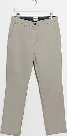 Timberland twill straight chino trousers-Grey