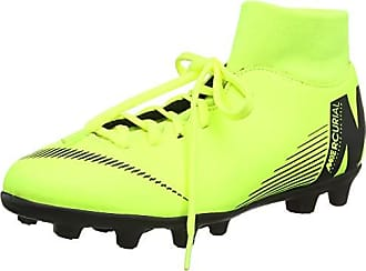 new style 51ed7 9755c Nike Superfly 6 Club MG, Chaussures de Football Mixte Adulte, Vert (Volt/