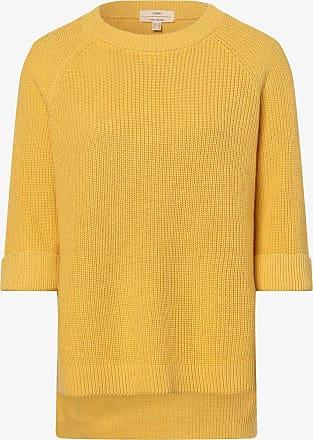 Esprit Damen Pullover gelb