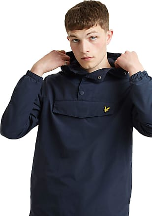 Lyle & Scott Lyle and Scott Men Overhead Jacket - XXL - Check Out Our New Added Products! Blue