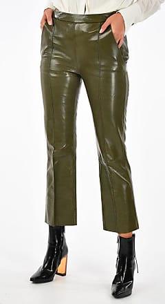 Drome leather no hem pants Größe M