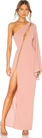 Michael Costello X REVOLVE Luna Gown in Blush