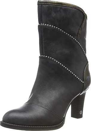 Mustang Womens 1337-505-259 Ankle Boots, Grey (Graphit 259), 7.5 UK