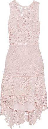 Joie Joie Woman Mini Dress Pastel Pink Size 10