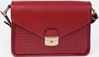 Longchamp Leather Satchel bag size Unica