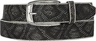 5b82b2bc4507 Vanzetti Damengürtel mit Pythonprägung, Breite  3,5 cm, ...