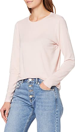 Vero Moda Womens Vmava L/s Top Ga Color Blouse, Pink (Sepia Rose Sepia Rose), Large