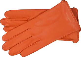 Roeckl New York - tangerine - 7.5