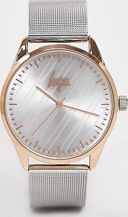 Hype mesh strap watch-Grey