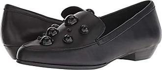 Kelsi Dagger Womens Octave Loafer, Black, 7 M US