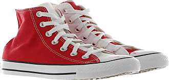 Converse High-top fearlessly chuck taylor all star bianco rosso 36
