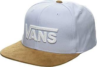 270505c2a58 Vans Herren Baseball Cap Drop V Ii Snapback Grau (Heather HTH) One Size (