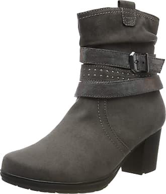 Jana Womens 8-8-25372-23 Ankle boots, Grau (Graphite 206.0), 6.5 UK (40 EU)