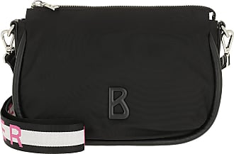 6fa465890d85e Bogner Ymi Shoulder Bag Black Umhängetasche schwarz