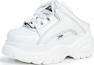 Buffalo 1329-14 2.0, Womens Sneaker, Blanc, 6.5 UK (40 EU)