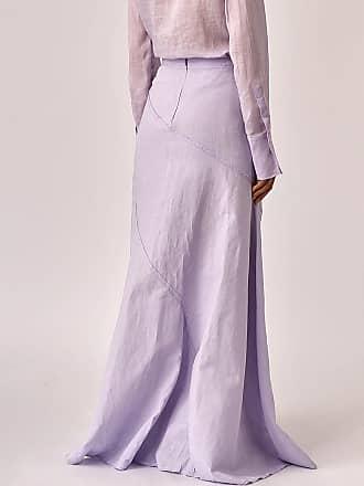 Joseph Seia Linen Skirt