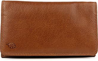 Mens Slim Breast Leather Suit Wallet by Golunski Gift Box Organiser