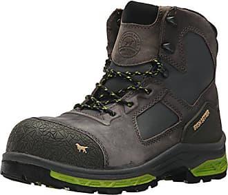 Irish Setter Work Mens Kastoa 6 Safety Toe Work Boot, Grey, 11 D US