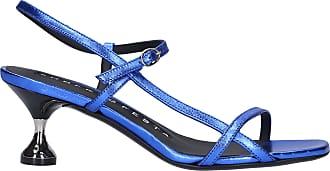 Roberto Festa Milano Sandalen SION Kalbsleder blau