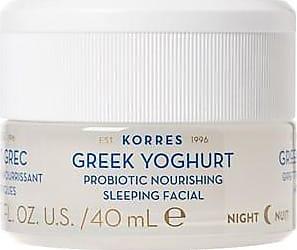 Korres Hydration Greek Yoghurt Probiotic Nourishing Sleeping Facial Cream 40 ml