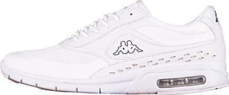 Footwear 1010 Men Weiß Kappa Blanc Milla White Mixte M Adulte 46 Sneakers Mesh Synthetic Basses ECU7qwpTx