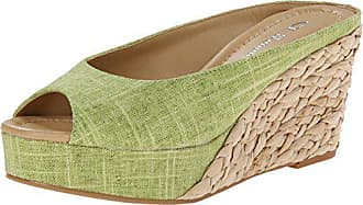 Chinese Laundry Womens Daysie Espadrille Sandal,Lime,7 M US