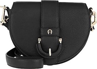 26af73c22595d Aigner Kira S Crossbody Bag Black Umhängetasche schwarz