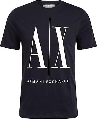 A|X Armani Exchange T-Shirt - DUNKELBLAU