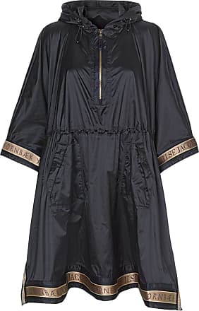 Ilse Jacobsen Women Rain Poncho Black