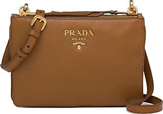 Prada pouch shoulder bag - Brown
