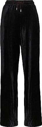 Ninety Percent Pantaloni a gamba ampia - Di colore nero