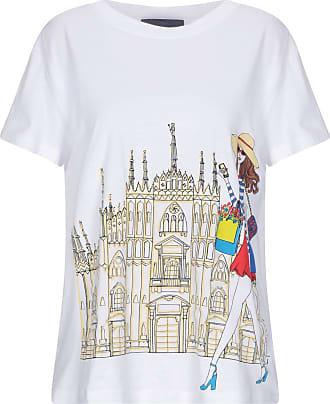 Blue Les Copains TOPWEAR - T-shirts su YOOX.COM