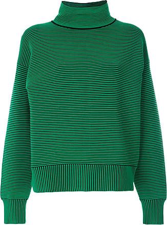 Nagnata Suéter de tricô canelado - Verde