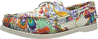 Sebago Womens Dockside Liberty Boat Shoe Grand Bazaar Print 6.5 M US