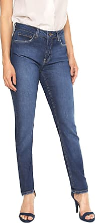 f27c54836 Calvin Klein Jeans Calça Jeans Calvin Klein Jeans Slim Mid Rise Azul