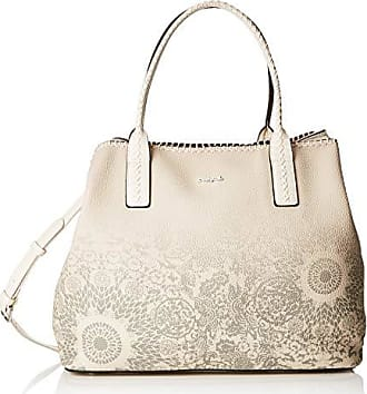 63aed69138018 Desigual Damen Bag Double Gin holbox Women Schultertasche 17x30.5x37 cm