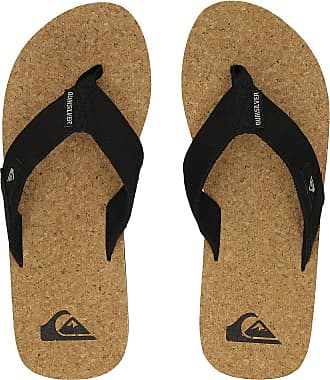 Quiksilver Molokai Abyss Cork Sandals brown