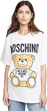 afb52acf299 Moschino Moschino Bear Oversized T-Shirt