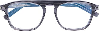 Saint Laurent Eyewear Óculos SL157 - Cinza
