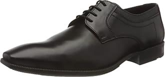 Lloyd Mens LACOUR Uniform Dress Shoe, Black, 10.5 UK