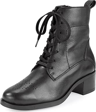 Werner Schuhe Lace-up ankle boots Werner Schuhe black
