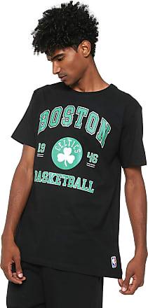 NBA Camiseta NBA Boston Celtics Preta