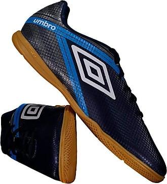 Umbro Chuteira Futsal Umbro Drako Adulto - Azul Escuro