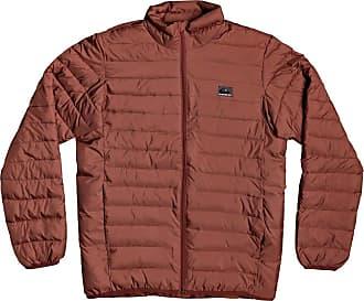 Quiksilver Scaly - Puffer Jacket - Men - XXL - Brown