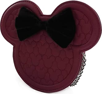 Disney Loungefly Disney Minnie Mouse Quilted Crossbody Purse