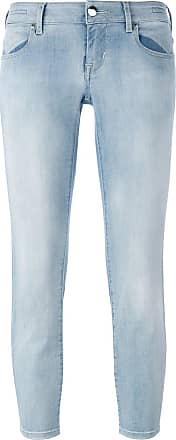 Jacob Cohen cropped skinny jeans - Blue