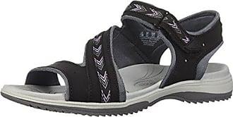 Dr. Scholls Womens Daydream Slide Sandal, Black Action Leather, 6 M US